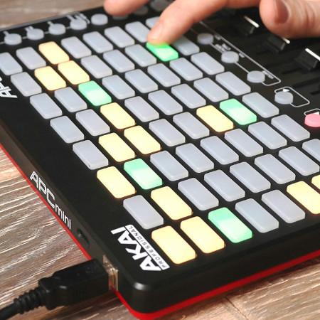 Controlador MIDI 88 teclas de tipo PAD